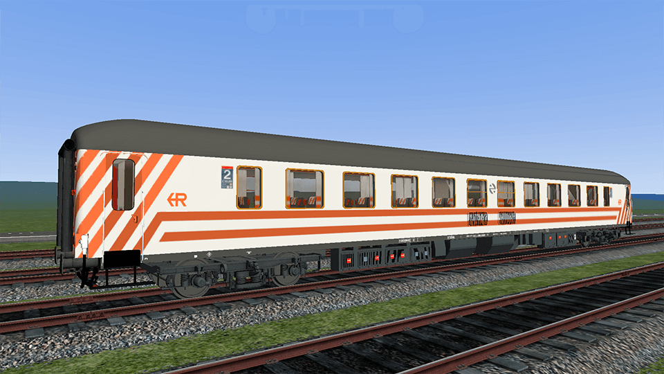 Pack Coches Renfe Regionales